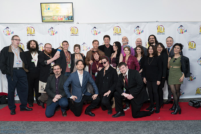 Cast, VIPs and Friends